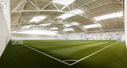 Soccer Hall