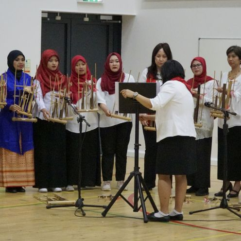 Angklung session