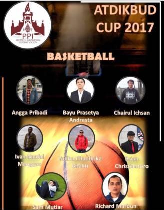 Peserta Adikbud - Basketball
